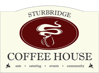 Sturbridge coffee house logo link to homepage